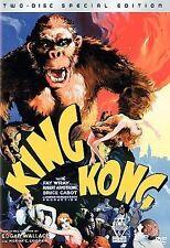 King Kong (1933) Dvd Ernest B. Schoedsack(Dir) 1933