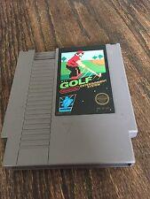 Golf Original Nintendo NES Game Nice Cart NE2