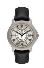 NEO watch SILVER ROMANCE Damenuhr Armbanduhr Lederarmband silber N5-016 NEU