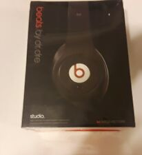 NEW GENUINE Monster Beats by Dr. Dre Studio Over-Ear Headphones Sealed