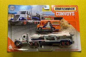 Matchbox Convoys Lonestar Cab & Rocket Trailer Express Delivery 8/8