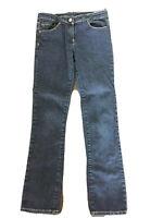 Jacadi Hose Jeans 10 Jahre 140 Dunkelblau Blau *N Neuwertig Mädchen Jeanshose
