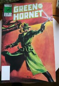 Green Hornet (Now) #8 1990