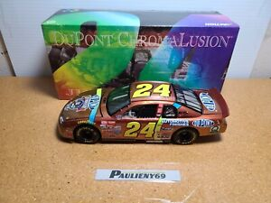 1998 Jeff Gordon #24 DuPont Chromalusion HMS Chevrolet 1:24 NASCAR Action MIB
