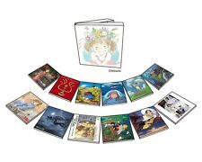 STUDIO GHIBLI Japan Anime MIYAZAKI HAYAO HISAISHI JOE SOUNDTRACK BOX CD Totoro