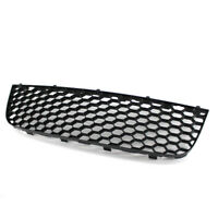 1x Car Front Center lower Bumper Grille Grill for VW MK5 Golf GTI Gt Sport 06-09