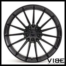 """20"""" MRR FS02 GLOSS BLACK FLOW FORGED CONCAVE WHEELS RIMS FITS NISSAN MAXIMA"""