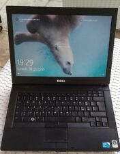 "DELL LATITUDE E6410 14,1"" ssd Sandisk 128GB intel i5 ram 4GB REGALO ALIMENTATORE"