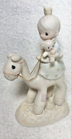 """Precious Moments 1981 """"They Followed The Star""""E-5624 1 Figure Only (Baby)"""