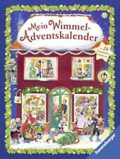 Mein Wimmel-Adventskalender | Zora Davidovic | 2018 | deutsch | NEU