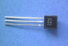 1000 x BC560C  Si-Transistor PNP 45V 0,1A 0,62W rauscharm