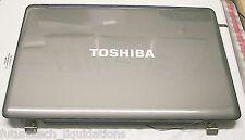 """TOSHIBA SAT. L500D-00V 15.6"""" LAPTOP DISPLAY ASSEMBLY"""
