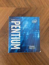 Processeur CPU Intel Pentium G4400 LGA1151 + ventirad