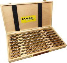 FAMAG 1414 Lewisform Schlangenbohrer, 320 mm, Classic, Satz, 8-teilig
