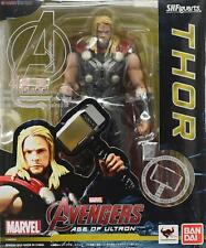 BANDAI FIGUARTS AVENGERS 2 AGE OF ULTRON THOR ACTION FIGURE
