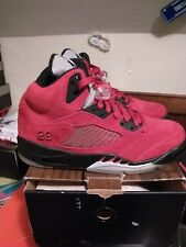 Jordan 5 Raging Bull Pack Size 9 Brand New DS 100% Authentic