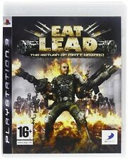 Eat Lead PS3 Playstation 3 IT IMPORT HALIFAX