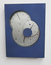 Hochwertige TFA Barometer Hygrometer Thermometer Designer Wetterstation selten !