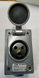 3753 Russellstoll RECEPTACLE