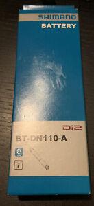 shimano di2 battery BT-DN110-A New in box