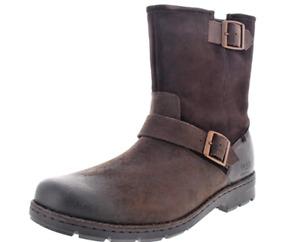 Ugg Australia Mens' Messner Suede Boots Size 9.5