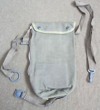 WWII GERMAN PARATROOPER M1931 M31 JUMP GAS MASK CARRY BAG