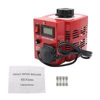 0-250V 0.5kva 220V Variac Autotransformer Voltage Regulator Powerstat APS-500W