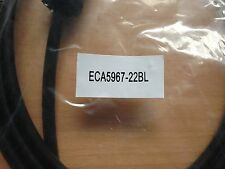 AMX Ethernet cable p.n. ECA5967-22BL for MVP-TDS-9-GB Touch Panel POE