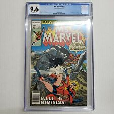 Ms. Marvel #11 CGC 9.6 White Pages Marvel Comics 1st App. Hecate in Cameo