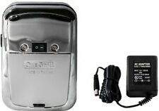 OneGrill Chrome Cordless Rotisserie Motor w/AC Adapter 4PM04-AC