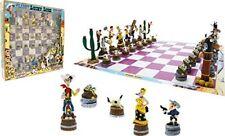 Plastoy Lucky Luke Chess Scacchiera