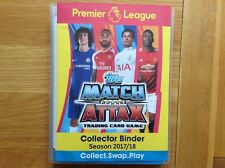 Topps EPL Matchattax 2017/18 Collection cards 1-360 all 20 teams