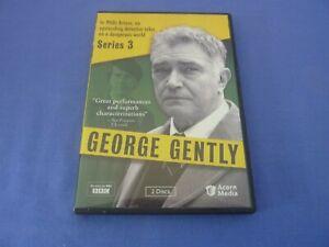 George Gently DVD 2-Disc Series 3 BBC R0 Free Postage