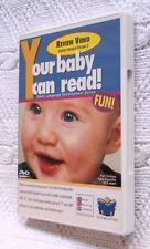 YOUR BABY CAN READ! EARLY LANGUAGE DEVELOPMENT SERIES, VOLUME 3 (DVD) LIKE NEW