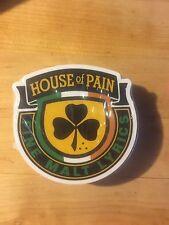 House Of Pain Stick Em Up Fine Malt Lyrics Sticker Die Cut