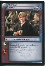 Lord Of The Rings CCG Card RotK 7.C235 Guthlaf, Herald