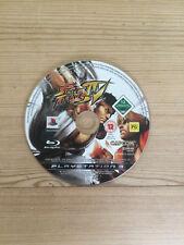 Street Fighter IV (4) para PS3 * disco solamente *