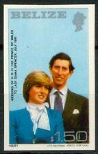 Belize 1981 SG 616 Nuovo ** 100% non dentellati