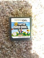 New Super Mario Bros - Nintendo DS/3DS Game Cartridge - Private Seller FREE P&P!