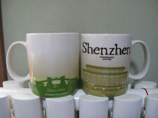 China Starbucks Coffee 16oz Global Icon City Mug~~~Shenzhen