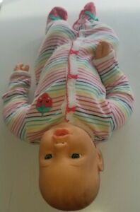 Cititoy Beanbag Doll 1998 Sweet Baby Doll 19 inch