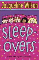 Sleepovers - Jacqueline Wilson - BRAND NEW PB BOOK