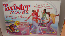 Twister Moves Game 3 CDs Nick Cannon Remix 2003