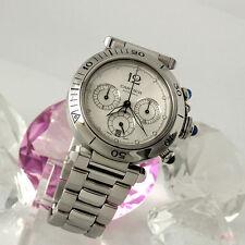 Cartier Armbanduhren im Luxus-Stil mit 12-Stunden-Zifferblatt