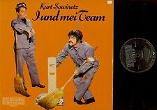 LP--KURT SOWINETZ--I UND MEI TEAM