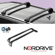NORDRIVE SNAP Barre Portatutto Portapacchi Auto per BMW X3 / E83 - 2003-2010