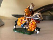 Kingsman Cope Mtd Knight - Robert the Bruce - Superb - April 1988 - Rare
