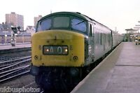 British Rail Class 46 Doncaster Rail Photo