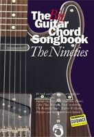 Guitar Chord Songbook The Nineties 90s Learn to Play Pop Rock Music Book