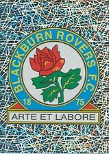 N°081 ECUSSON BADGE BLACKBURN ROVERS STICKER MERLIN PREMIER LEAGUE 2006
